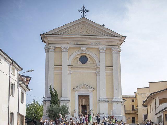 Il matrimonio di Rosanna e Omar a Caprino Veronese, Verona 15