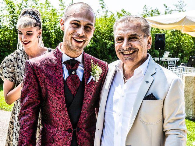 Il matrimonio di Enrico e Alessandra a Nembro, Bergamo 18