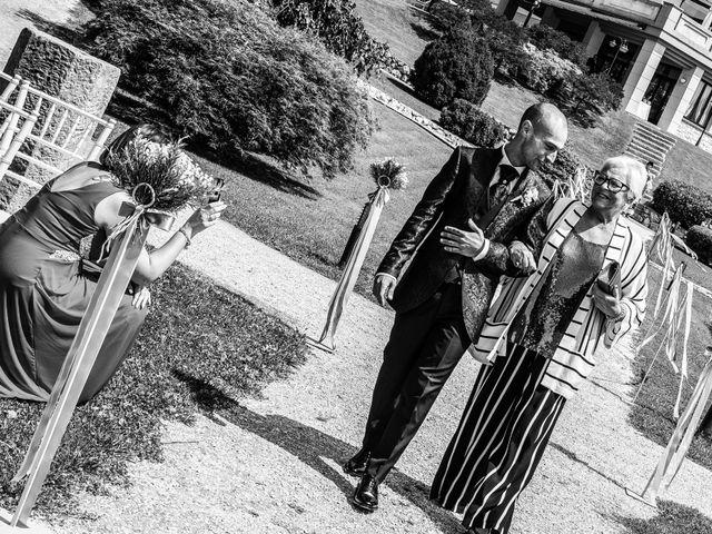 Il matrimonio di Enrico e Alessandra a Nembro, Bergamo 19