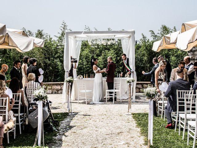 Il matrimonio di Enrico e Alessandra a Nembro, Bergamo 21