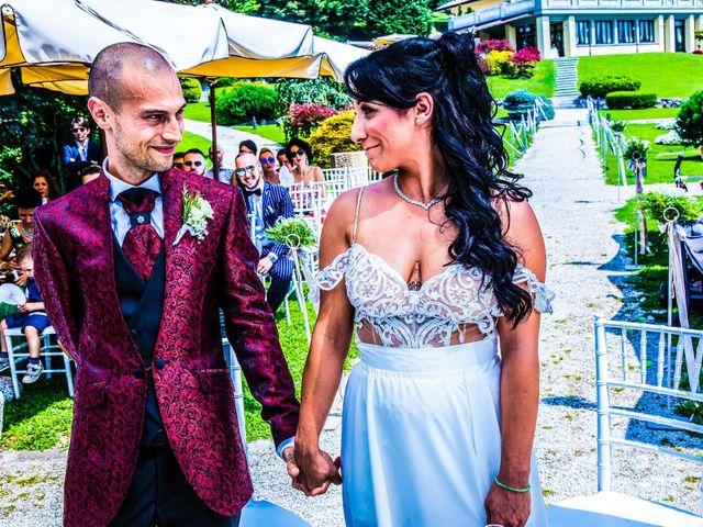 Il matrimonio di Enrico e Alessandra a Nembro, Bergamo 22