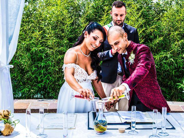 Il matrimonio di Enrico e Alessandra a Nembro, Bergamo 24