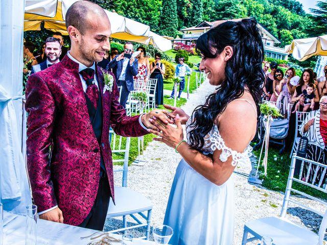 Il matrimonio di Enrico e Alessandra a Nembro, Bergamo 27