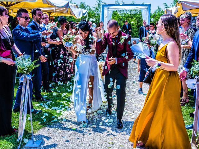 Il matrimonio di Enrico e Alessandra a Nembro, Bergamo 29