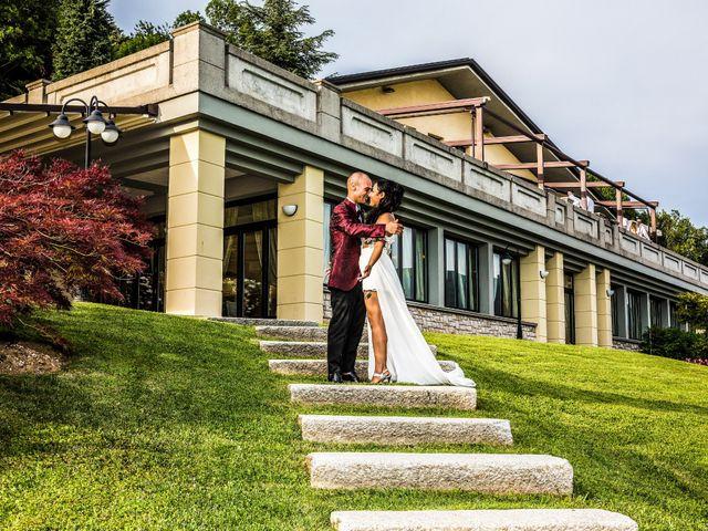 Il matrimonio di Enrico e Alessandra a Nembro, Bergamo 32