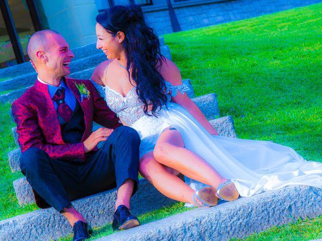 Il matrimonio di Enrico e Alessandra a Nembro, Bergamo 33