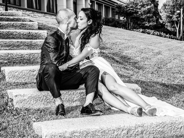 Il matrimonio di Enrico e Alessandra a Nembro, Bergamo 34