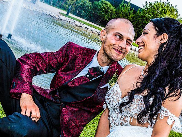 Il matrimonio di Enrico e Alessandra a Nembro, Bergamo 35