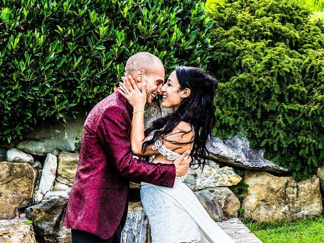 Il matrimonio di Enrico e Alessandra a Nembro, Bergamo 41