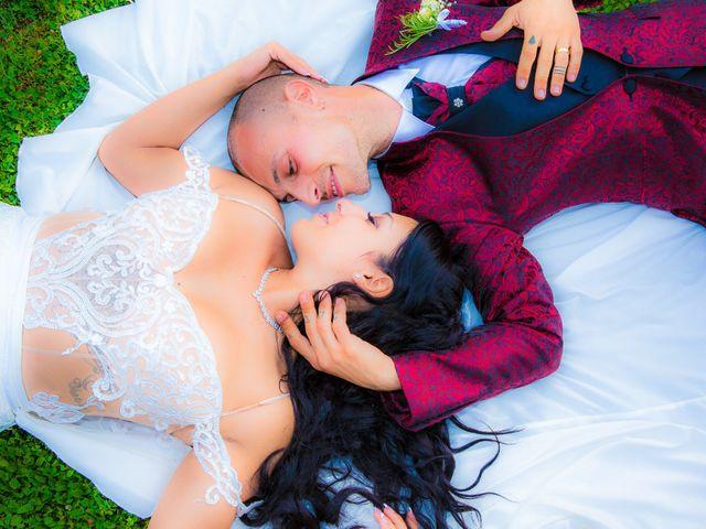 Il matrimonio di Enrico e Alessandra a Nembro, Bergamo 42