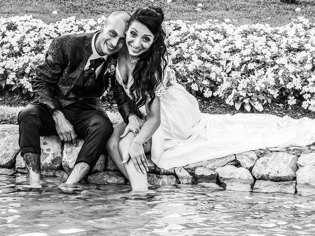 Il matrimonio di Enrico e Alessandra a Nembro, Bergamo 43