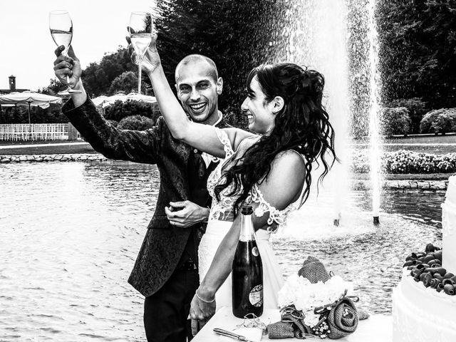 Il matrimonio di Enrico e Alessandra a Nembro, Bergamo 49