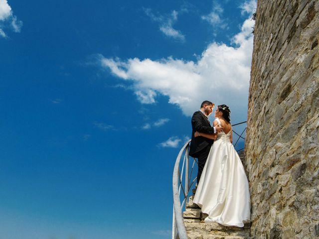 Le nozze di Sabino e Emma