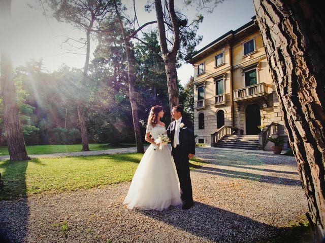 Il matrimonio di Marco e Roberta a Padova, Padova 17