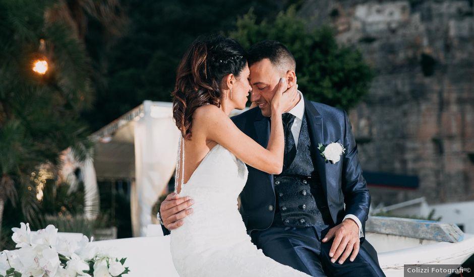 Il matrimonio di Massimiliano e Manila a Terracina, Latina
