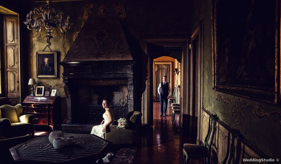 Il matrimonio di Daniele e Roberta a Torre d'Isola, Pavia