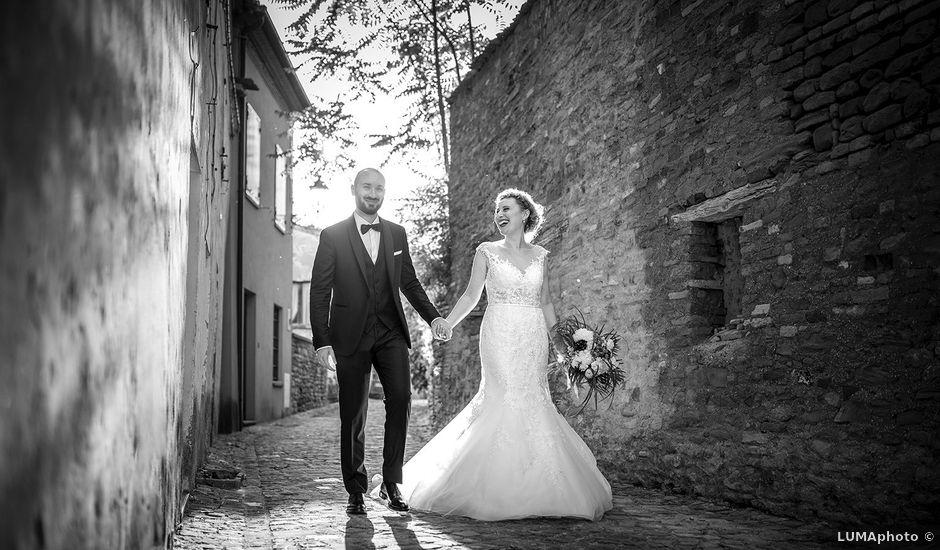 Il matrimonio di Alessandro e Lucia a Pesaro, Pesaro - Urbino