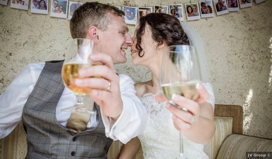 Il matrimonio di James e Elisa a Lentate sul Seveso, Monza e Brianza