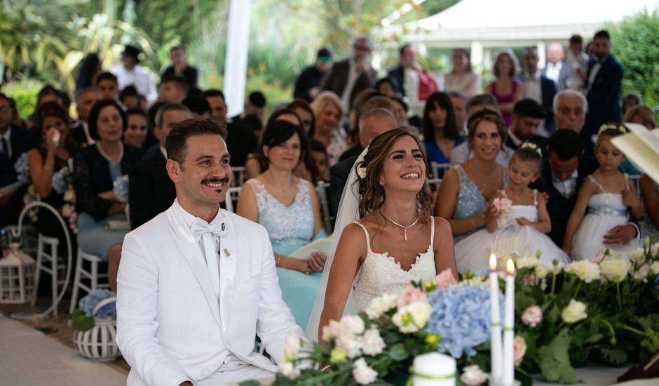 Il matrimonio di Debora e Samuele a Feroleto della Chiesa, Reggio Calabria