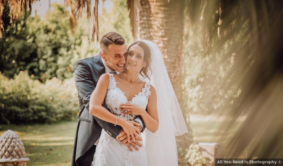 Il matrimonio di Manuel e Marina a Roma, Roma