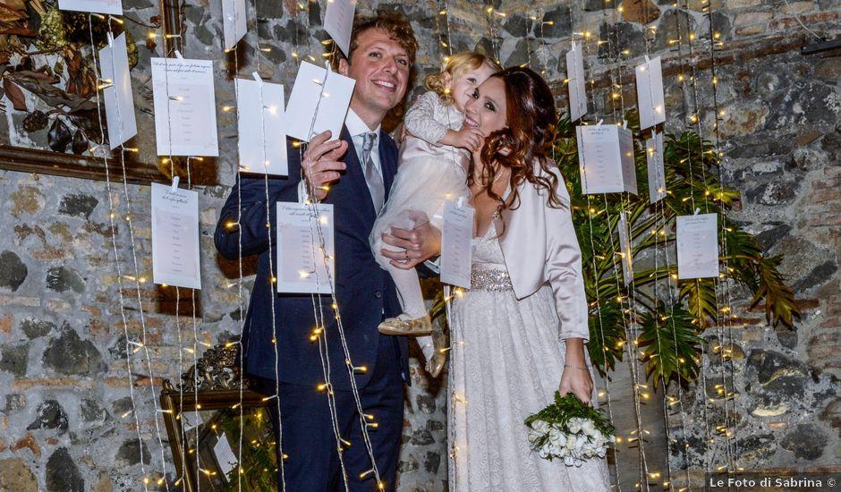 Il matrimonio di Andrea e Linda a Grottaferrata, Roma