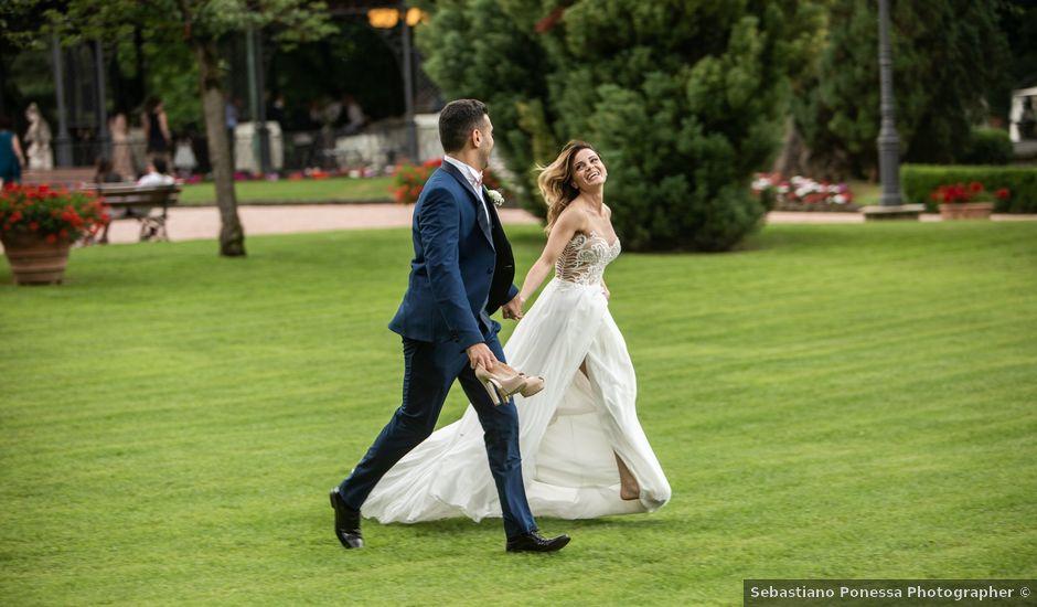 Il matrimonio di Roberto e Nadia a Inverigo, Como