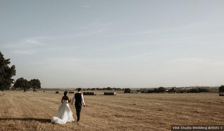 Il matrimonio di Alessio e Diletta a Civita Castellana, Viterbo
