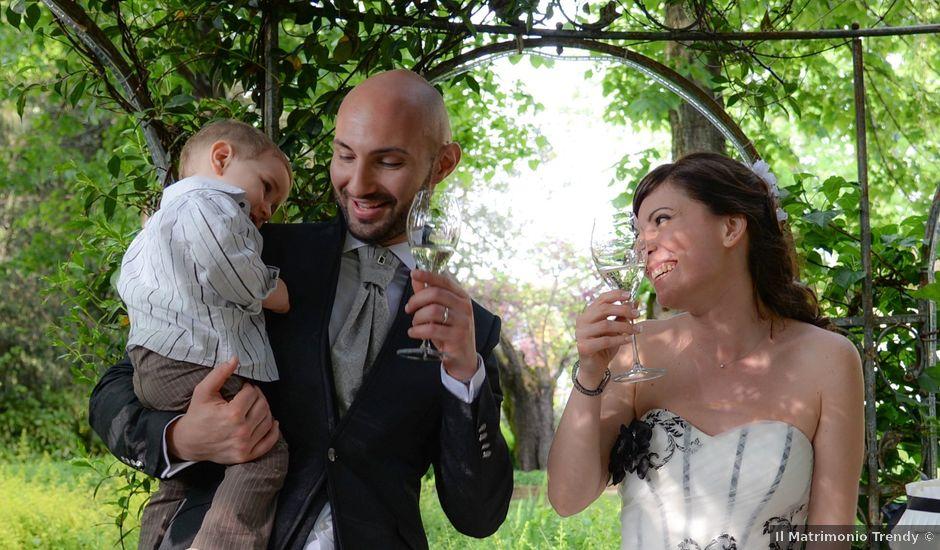 Il matrimonio di Ivan e Stefania a Coccaglio, Brescia