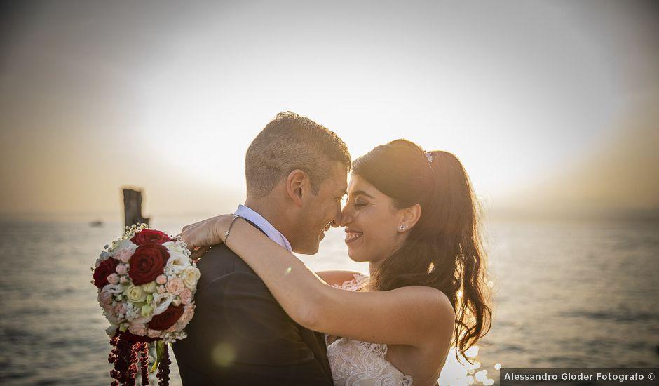 Il matrimonio di Rosanna e Omar a Caprino Veronese, Verona