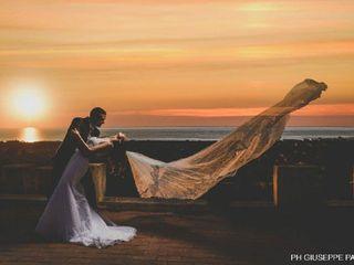 Le nozze di Roberta e Elvis