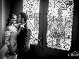 Le nozze di Chiara e Marcello Enzo