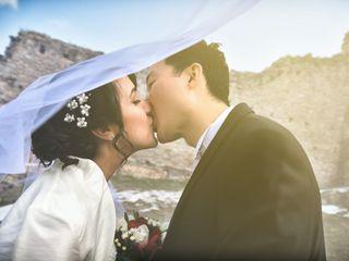 Le nozze di Elisa e Max