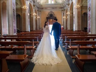 Le nozze di Roberta e Paolo 1