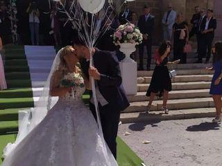 Le nozze di Carol e Luigi