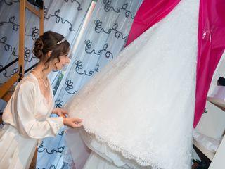 Le nozze di Elisa e Gianluca 1