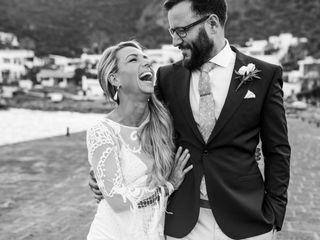Le nozze di Matt e Zoe