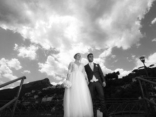 Le nozze di Alessio e Concetta