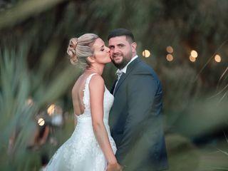Le nozze di Francesco e Jennifer