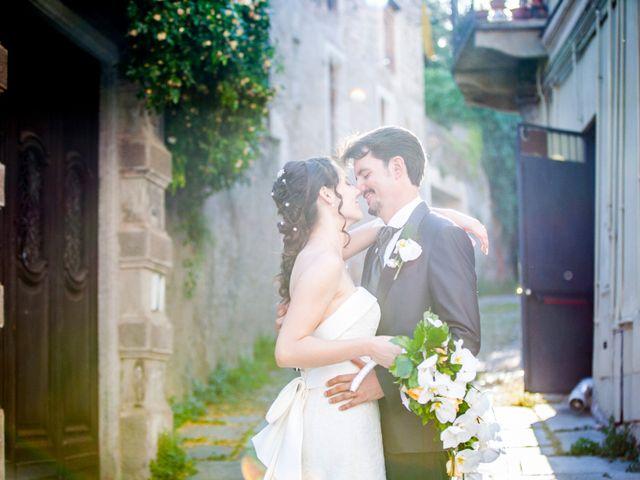 Le nozze di Andrea e Elisabetta