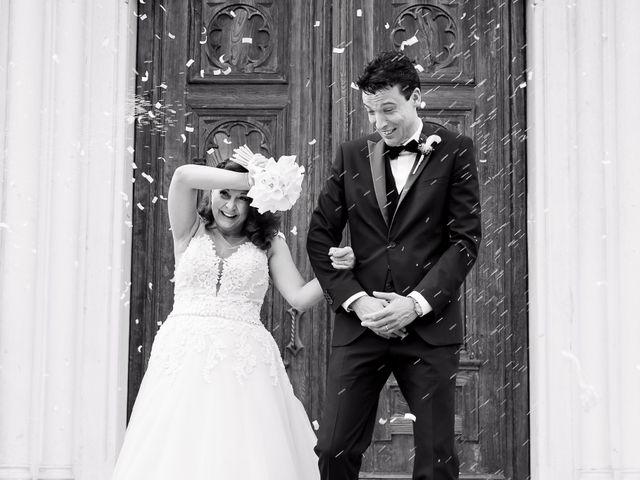 le nozze di Daniela e Enrico