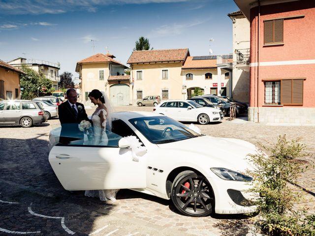 Il matrimonio di Mirko e Sonia a Trino, Vercelli 10