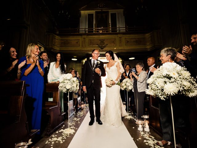 Il matrimonio di Mirko e Sonia a Trino, Vercelli 11