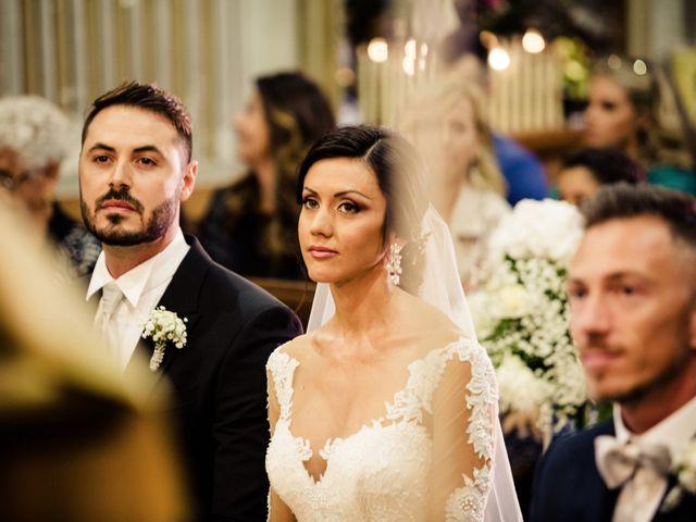 Il matrimonio di Mirko e Sonia a Trino, Vercelli 13