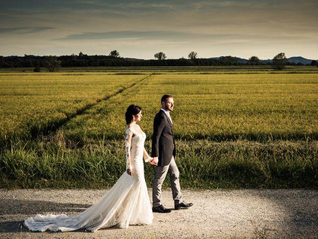 Il matrimonio di Mirko e Sonia a Trino, Vercelli 15