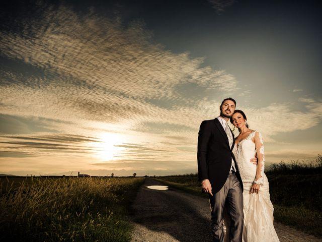 Il matrimonio di Mirko e Sonia a Trino, Vercelli 16