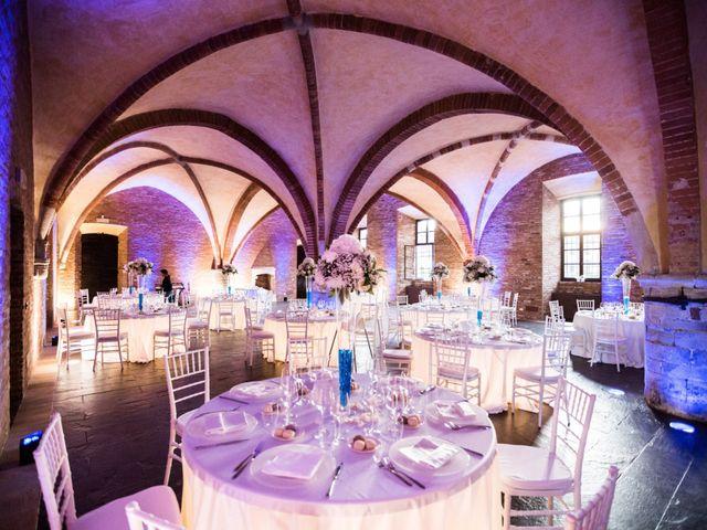 Il matrimonio di Mirko e Sonia a Trino, Vercelli 17