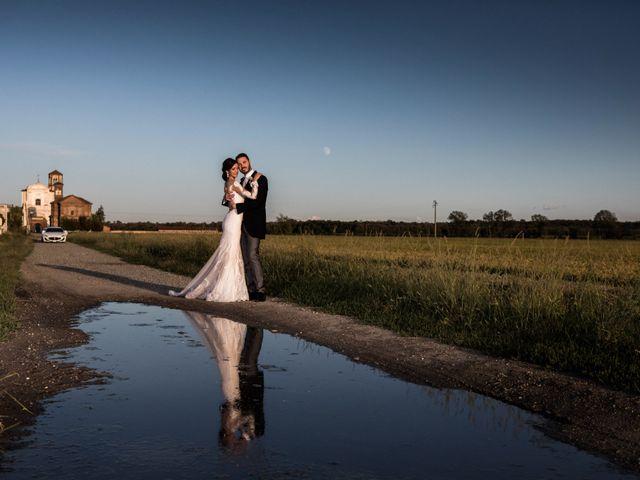 Il matrimonio di Mirko e Sonia a Trino, Vercelli 22