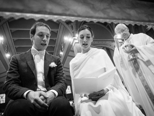 Il matrimonio di Marco e Anna a Fino Mornasco, Como 14