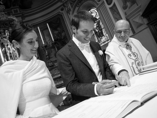Il matrimonio di Marco e Anna a Fino Mornasco, Como 15