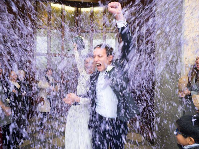 Il matrimonio di Marco e Anna a Fino Mornasco, Como 18